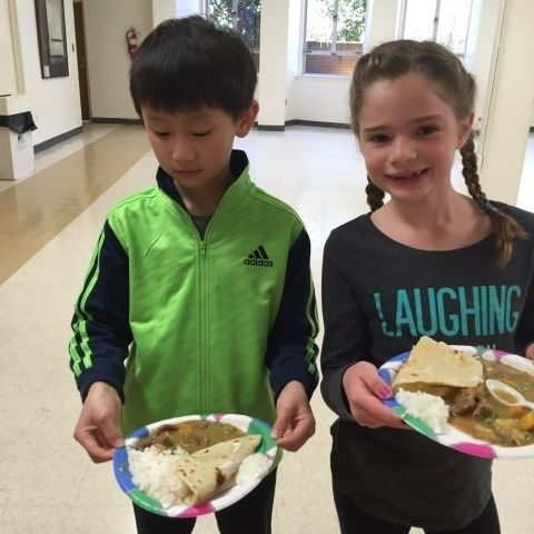 "Brooksfield's Elementary Chefs ""Knocked It Out Of The Park"""