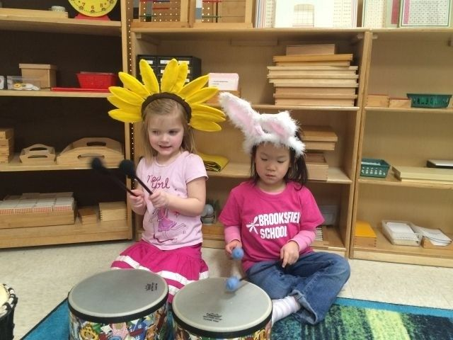 Pre-School Fun at Brooksfield!